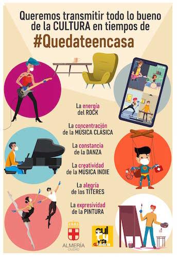 Almería cultura en casa