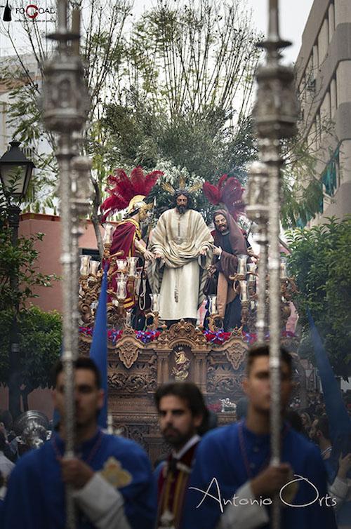 Almería Semana Santa Prendimiento
