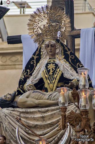 Semana Santa Angustias Almería