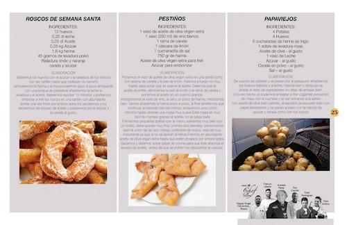 Gastronomía Semana Santa Almeria