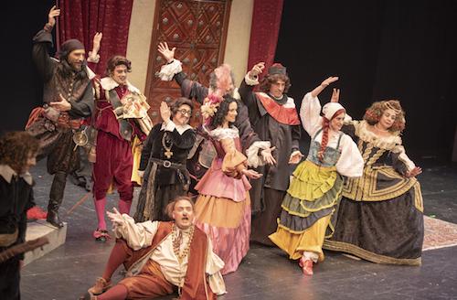 Almería Cultura Siglo oro