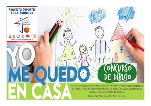Concurso dibujo Almería coronavirus