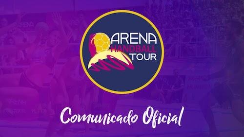 Handball tour Almería cancelado