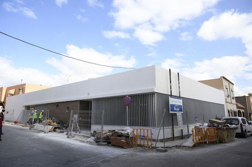 Nuevo edificio La Cañada