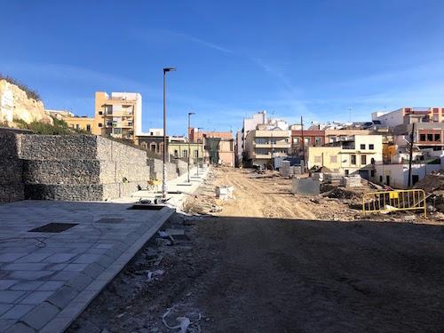 Almería obras municipales