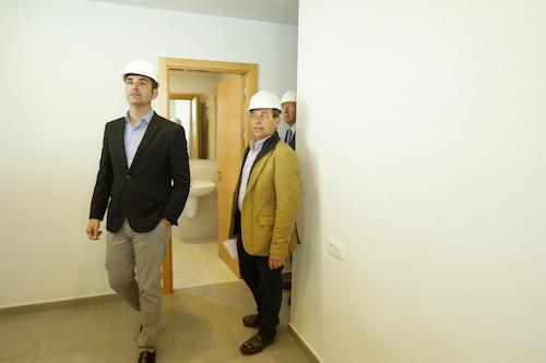 Alcalde Almería viviendas VPO