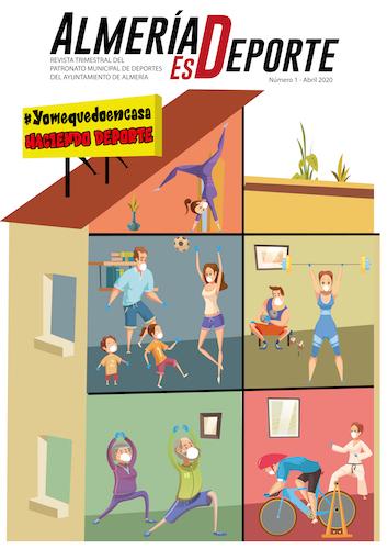 Almería es deporte Revista