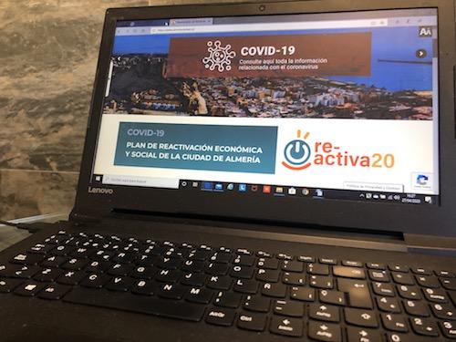 Ayudas Ayuntamiento Almería ciudad