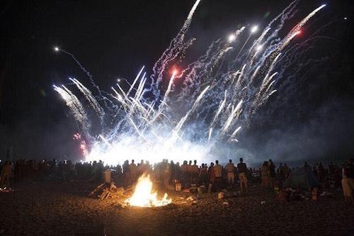Fiestas San Juan Almería