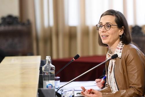 Concejal Almería Margarita Cobos