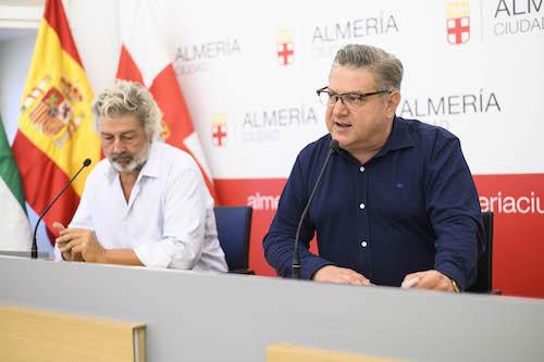 Concejal Cultura Almería