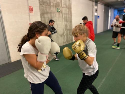 Deportes Almería Lola Boxing