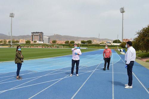 Almería deportes seguridad