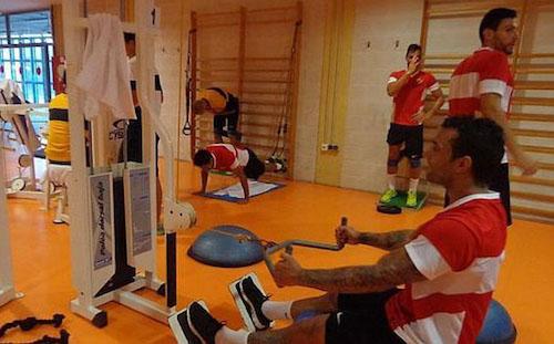 Almeria deportes PMD
