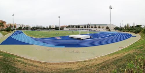 Almería deportes campo atletismo