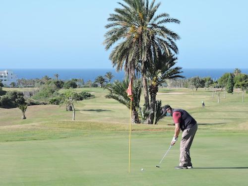 Alboran Golf Almería Deportes