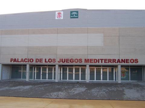 Almería deportes Palacio Juegos