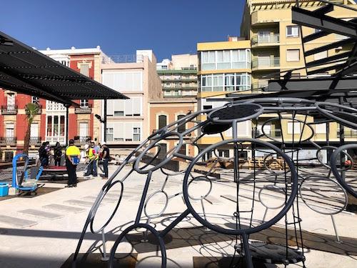 Almería Plaza López Falcón