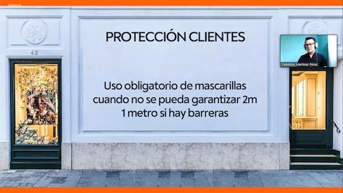 Encuentro digital comerciantes Almería