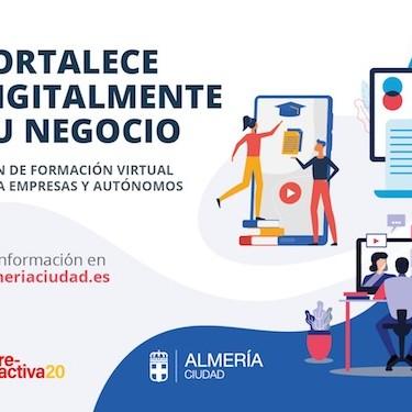 Plan Reactiva20 Almería