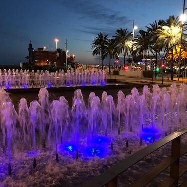 Iluminación Almería por fibromialgia
