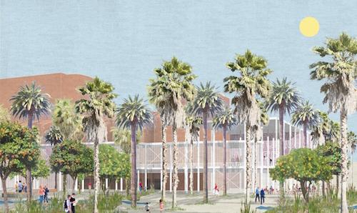 Proyecto Ciudad Cultura Almería