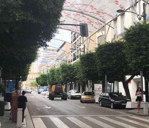 Almería promoción comercio toldos