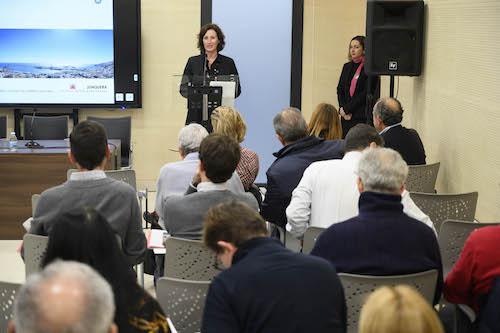 Concejal Almería María Vázquez