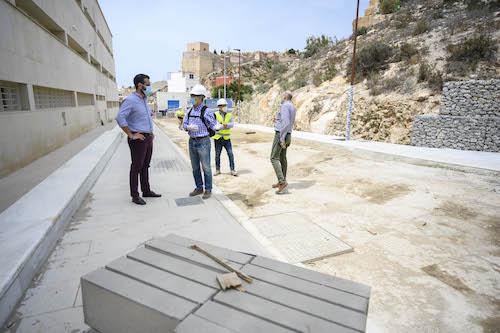 Obras Almería