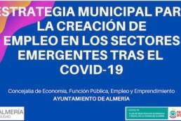 Creación empleo Almería Covid19