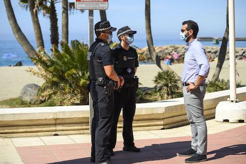 Almería apertura playas Covid19