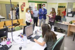 Centros sociales Almería Covid19