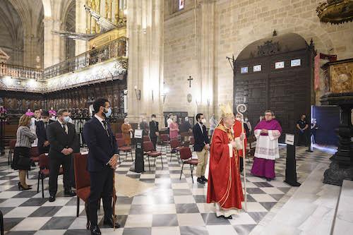 Misa San Indalecio Almería