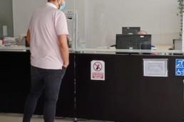 Ayuntamiento Almería atención presencial