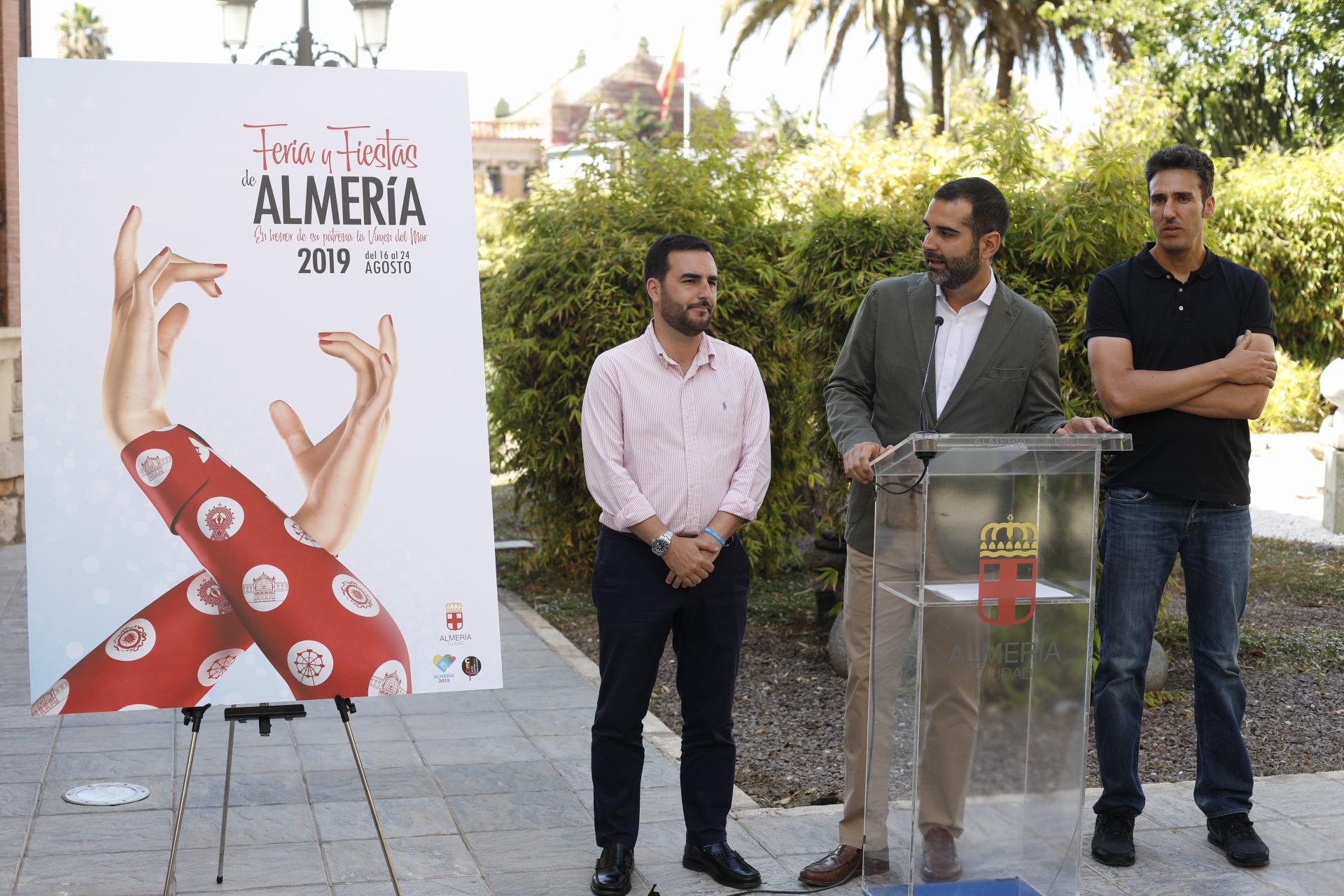 Cultura Almería cartel Feria