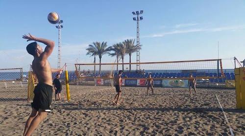 Almería deportes playa