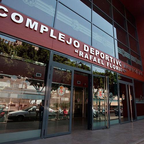 Almería deportes Rafael Florido