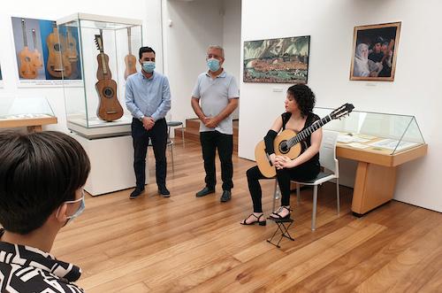 Almería Museo Guitarra