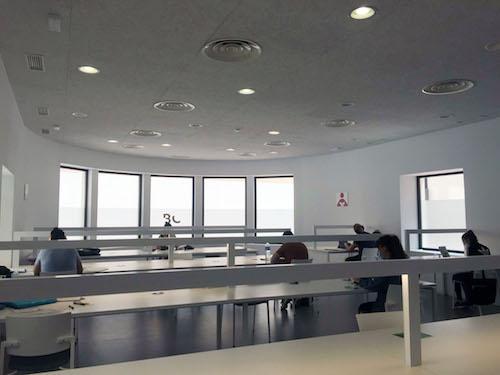 Biblioteca Almería Covid19
