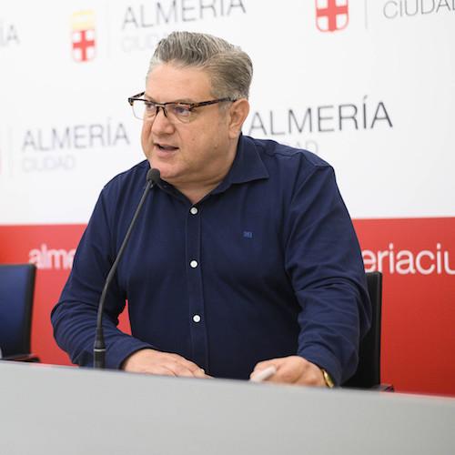 Cultura Almería Diego Cruz