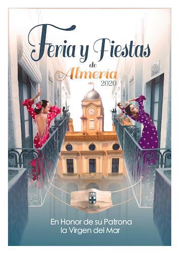 Cartel feria Almería 2020