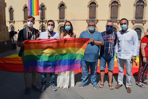 Almería Manifiesto Orgullo LGTBIQ