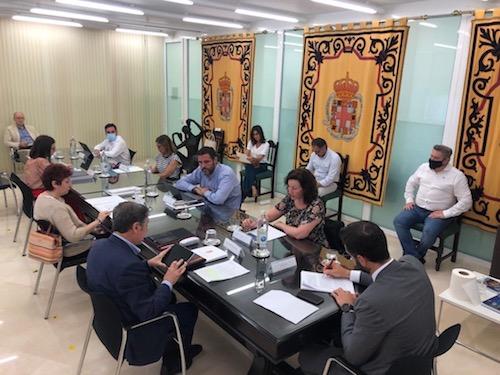 Junta Gobierno local Almería
