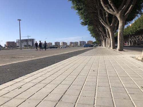 Servicios municipales Almería
