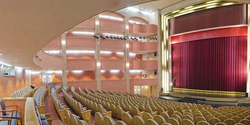 Auditorio Maestro Padilla Almería