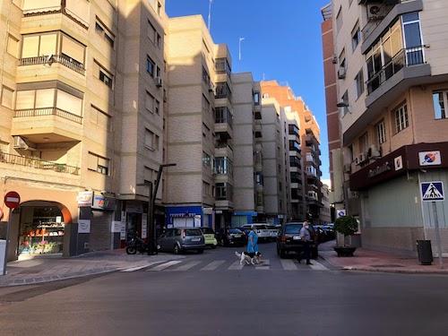 Calle Los Picos Almería