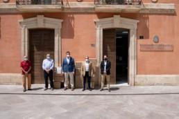 Ayuntamiento Almería Juanjo Alonso