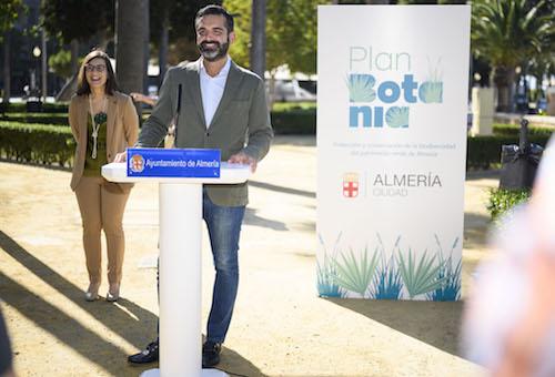 Ayuntamiento Almería Plan Botania