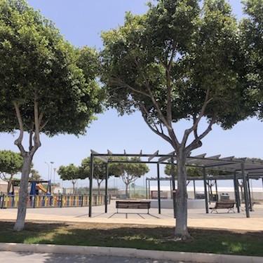 Almería obras barrio Bellavista