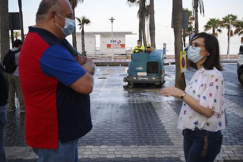 Limpieza intensiva Almería ciudad